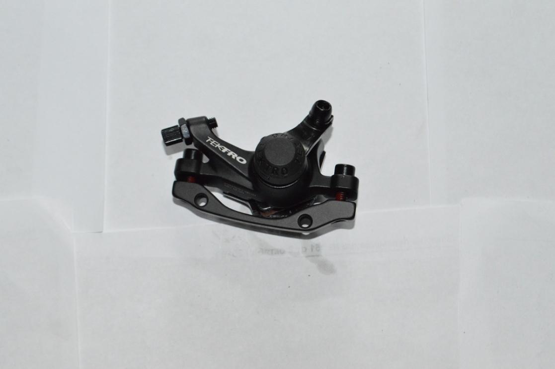 Калипер диск.тормоза Tektro M280 механика передний F180/160R, код 96304