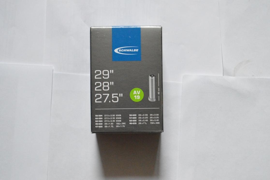 Камера Schwalbe 29 (40/62-584/968) AV19 40мм EK AGV